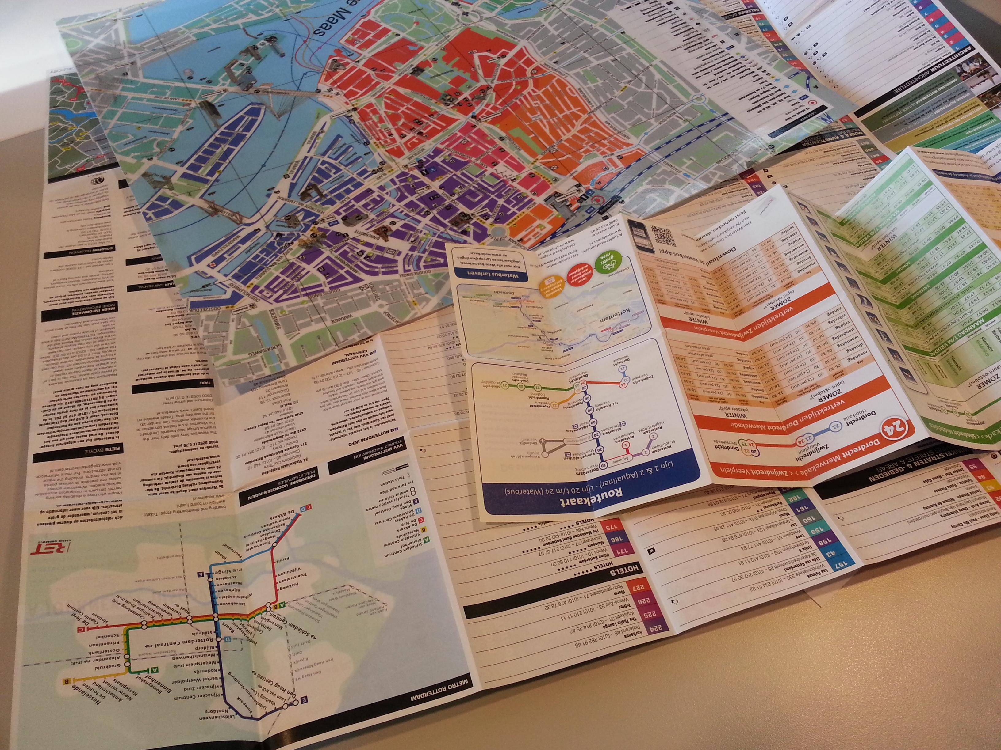 KieKieKie maps